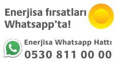 Enerjisa Whatsapp Hattı